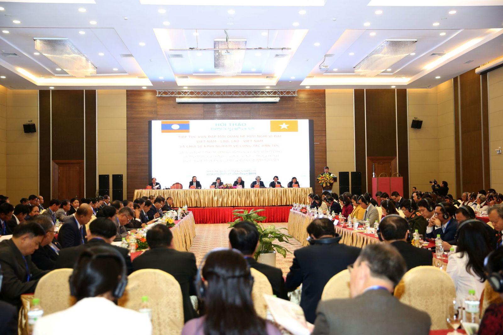 Quang cảnh hội thảo. Ảnh VGP/Lê Sơn