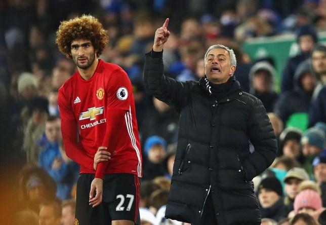 Học trò cũ Fellaini đã từ chối tái hợp với HLV Mourinho