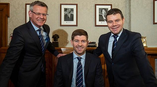 HLV Gerrard đã gia hạn hợp đồng với Rangers đến tháng 6-2024