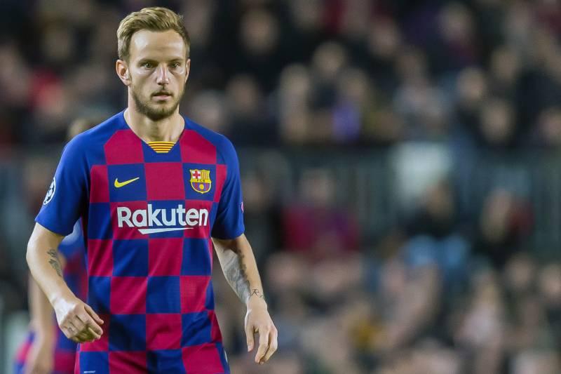 Rakitic không còn được thi đấu nhiều ở Barca trong mùa giải 2019/20