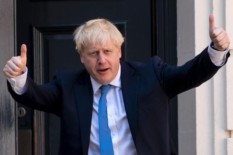 Thủ tướng Anh Boris Johnson. Ảnh: VOX.