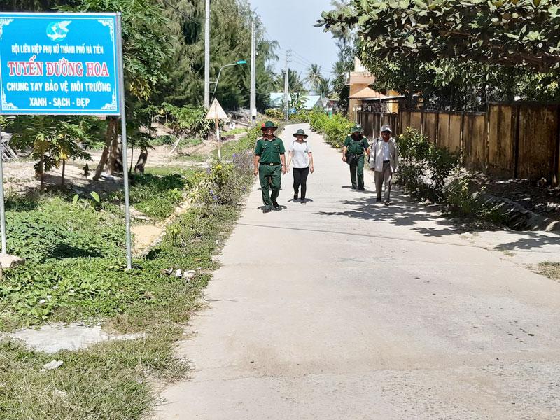 Xã đảo Tiên Hải thuộc TP. Hà Tiên, tỉnh Kiên Giang vừa được công nhận đạt chuẩn xã nông thôn mới.