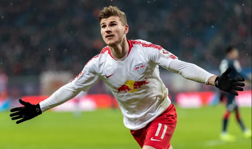 Werner là mục tiêu của cả Liverpool lẫn Chelsea