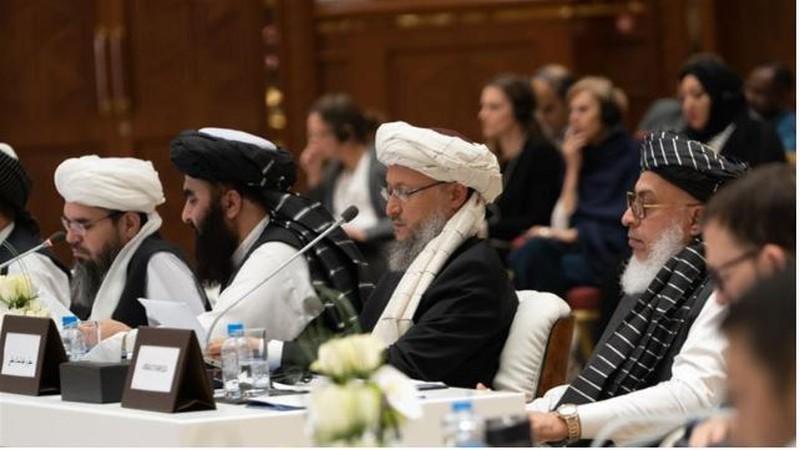 Thỏa thuận ngừng bắn có thể dẫn đến việc ký kết thỏa thuận hòa bình giữa Mỹ và Taliban dự kiến vào cuối tháng 2 này. Ảnh: Al-Jazeera