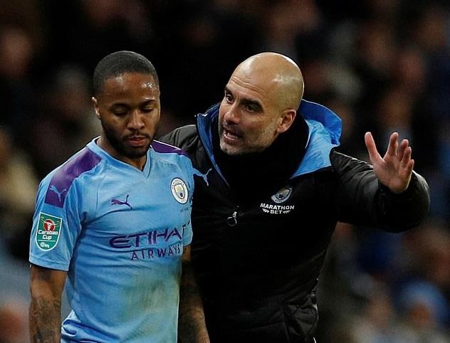 Guardiola trấn an các cầu thủ Man City tập trung vào thi đấu