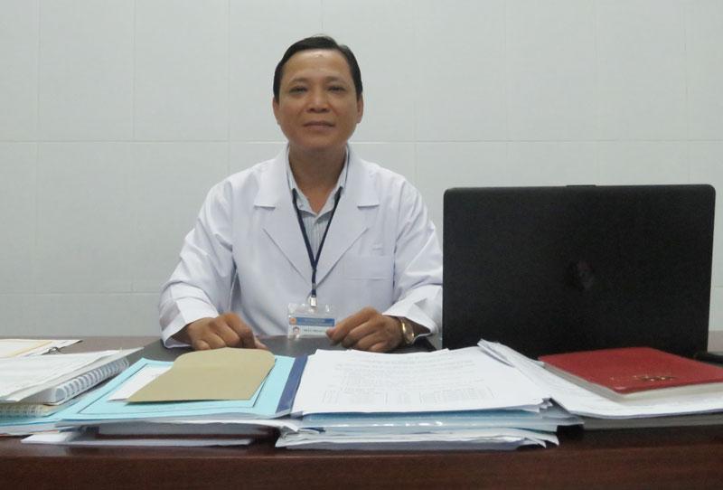Bác sĩ Trần Trung Luận