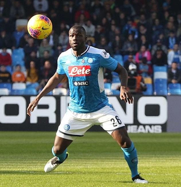 Kalidou Koulibaly sẽ bỏ lỡ trận gặp Barca vì chấn thương
