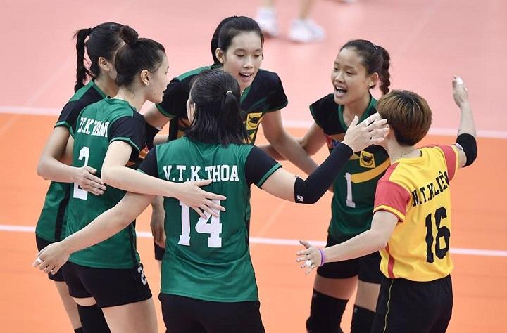 VTV Bình Điền Long An đang hướng tới 1 suất tham dự Cúp Hùng Vương 2020