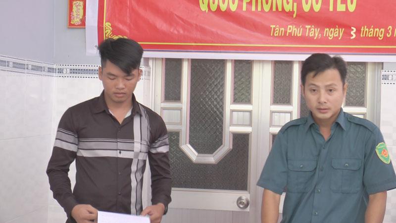 Xử phạt vi phạm hành chính đối với anh Trần Văn Đạt