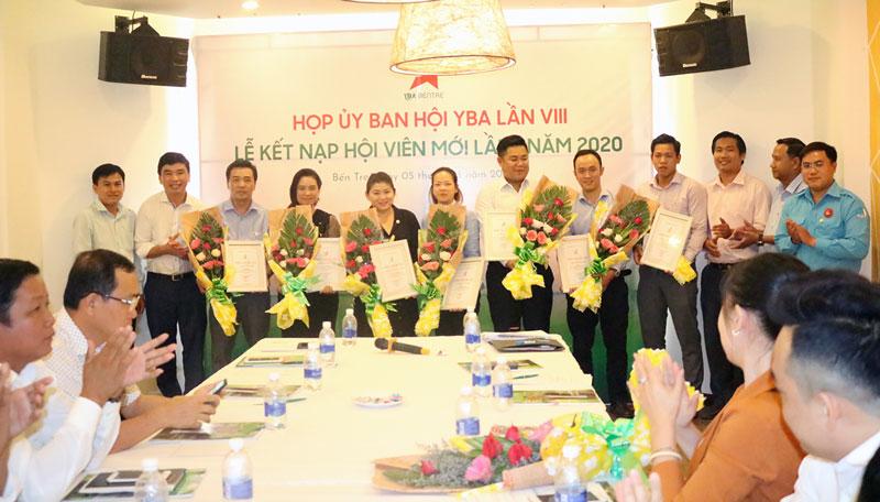 Kết nạp thêm 7 thành viên YBA (Trương Ninh).