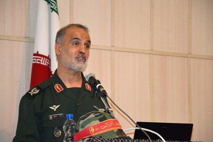 Tướng Iran Nasser Shabani. Ảnh: IBTimes