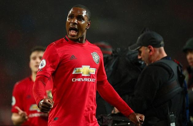 Odion Ighalo đang chơi tốt trong thời gian được cho mượn tại MU