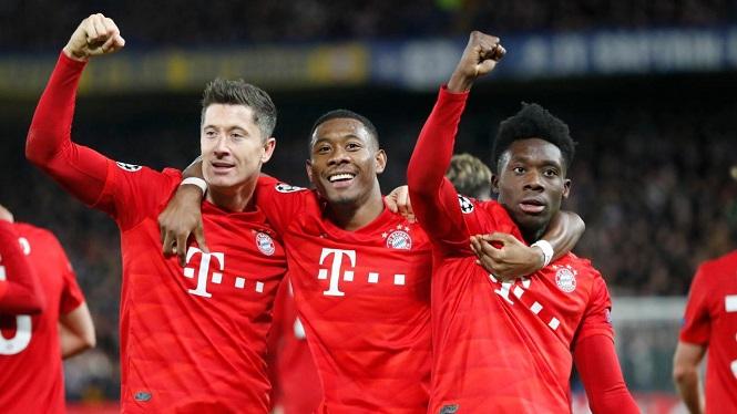 Các cầu thủ Bayern chia sẻ khó khăn trong đại dịch