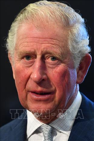 Thái tử Charles tại một sự kiện ở London, Anh ngày 4-3-2020. Ảnh: AFP/TTXVN
