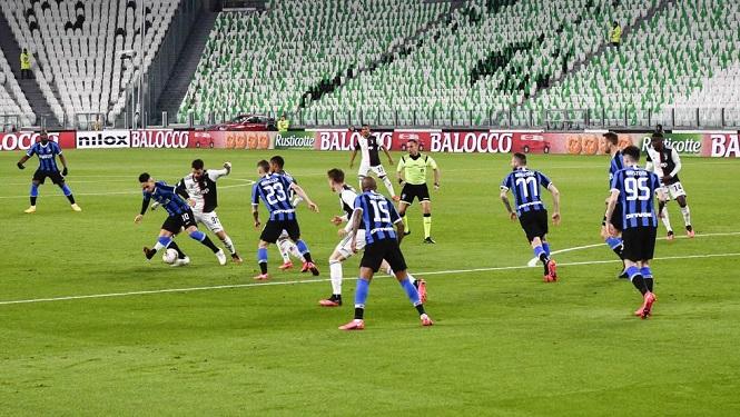 Các trận đấu ở Serie A có thể kéo dài sang cả tháng 7 và 8