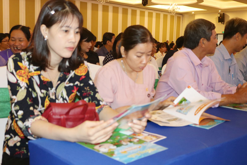 Giáo viên tiểu học phụ trách khối lớp 1 chọn SGK phải đảm bảo 3 tiêu chí.