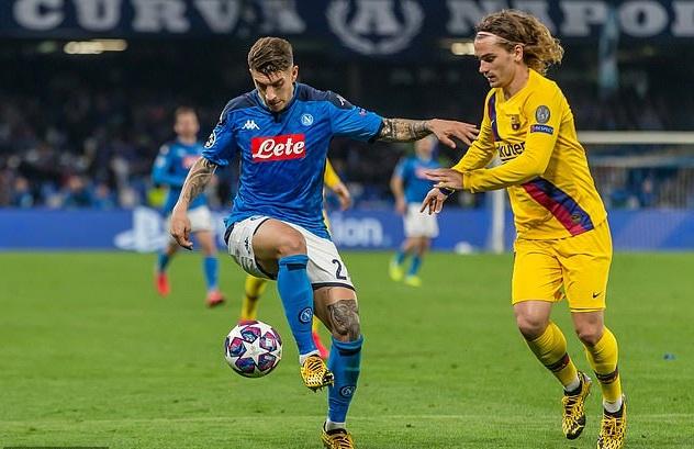 MU muốn ký hợp đồng với Di Lorenzo vào hè năm nay