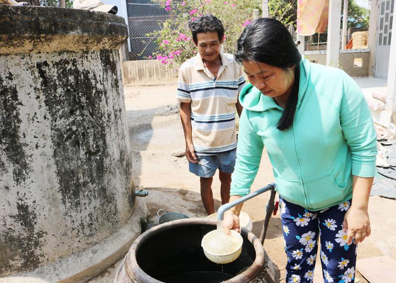 Duy trì cung cấp nước ngọt trong thời gian cách ly xã hội.