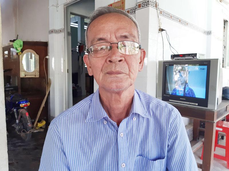 Bác Võ Văn Lệ