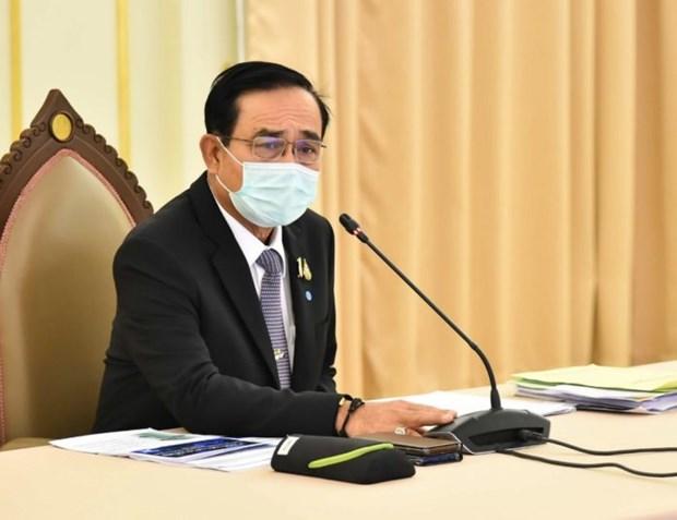Thủ tướng Thái Lan Prayut Chan-o-cha. Ảnh: Khaosad English