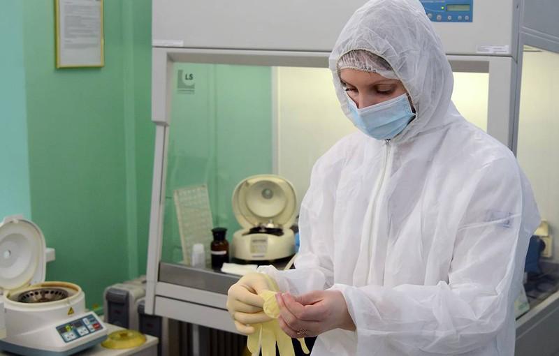 Nga đang tiến hành thử nghiệm vắc xin chống virus SAR-Cov-2 trên động vật và có thể tiến tới thử nghiệm trên người trong thời gian tới. Ảnh Tass