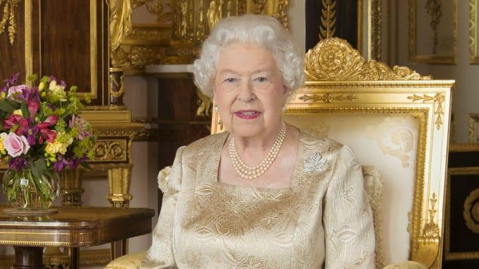 Nữ hoàng Anh Elizabeth Đệ nhị. Ảnh: CNBC