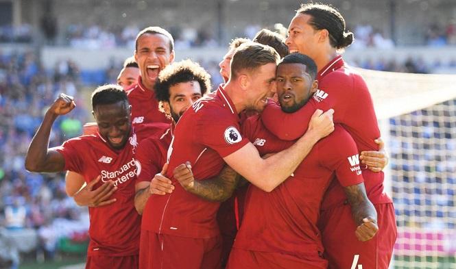 Liverpool sẽ giảm thu nhập truyền hình đáng kể nếu mùa giải bị hủy
