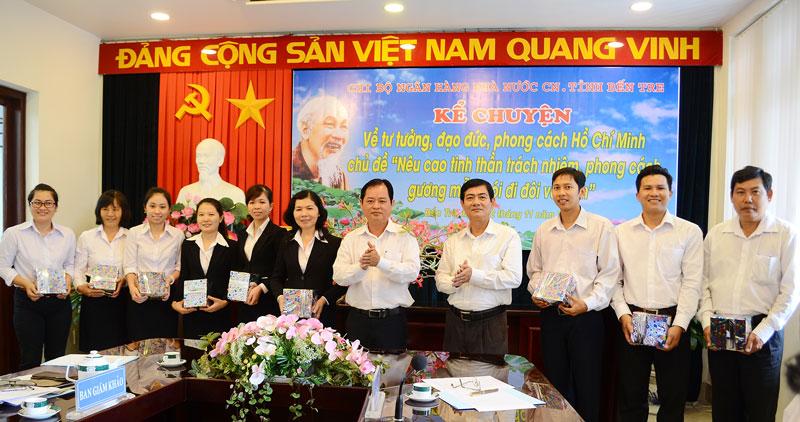 Ngân hàng Nhà nước tổ chức Hội thi kể chuyện về tư tưởng, đạo đức, phong cách Hồ Chí Minh.