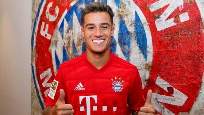 Coutinho có cơ hội trở lại Ngoại hạng Anh