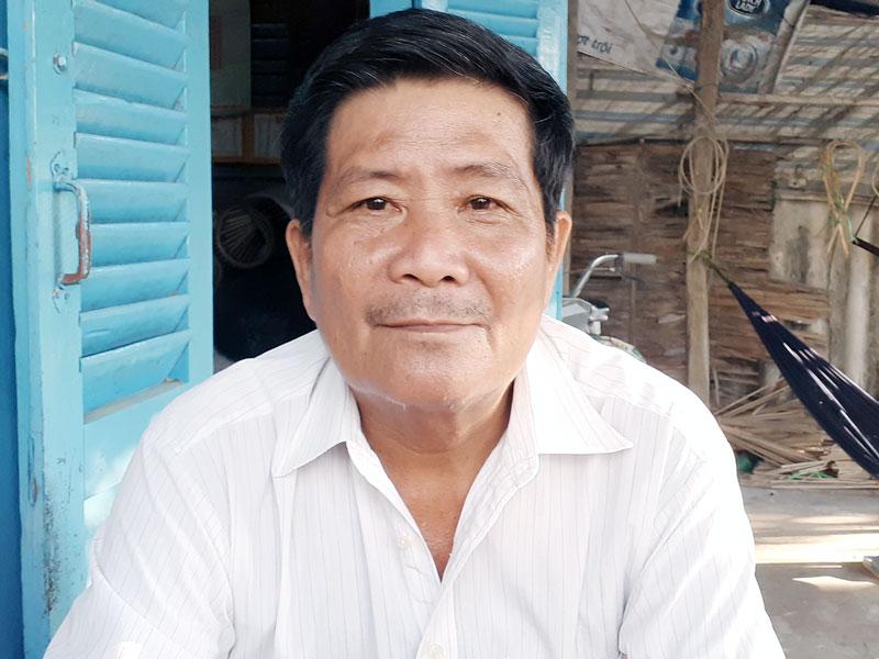 Ông Nguyễn Viết Khuông