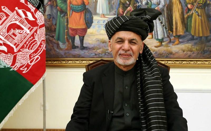 Tổng thống Ghani. Ảnh: Reuters