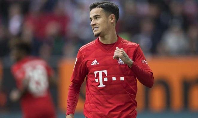 Bayern không mua đứt Coutinho
