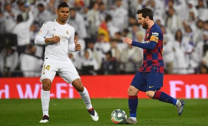 Barca và Real Madrid sẽ thi đấu trở lại từ giữa tháng 6
