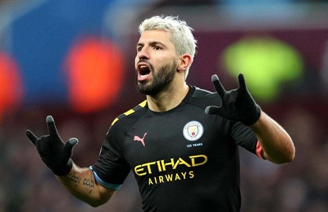 Aguero sẽ không rời Man City trước phiên chợ hè 2021