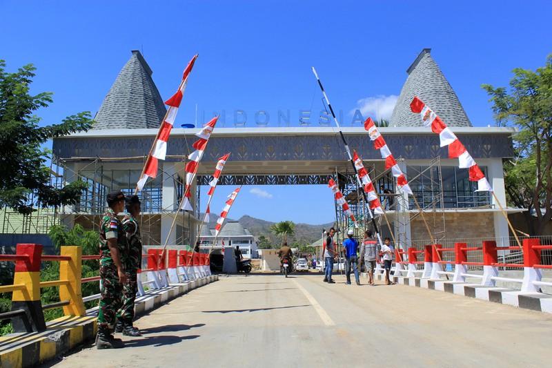 Timor Leste đóng cửa biên giới với Indonesia (Nguồn : Media Indonesia)