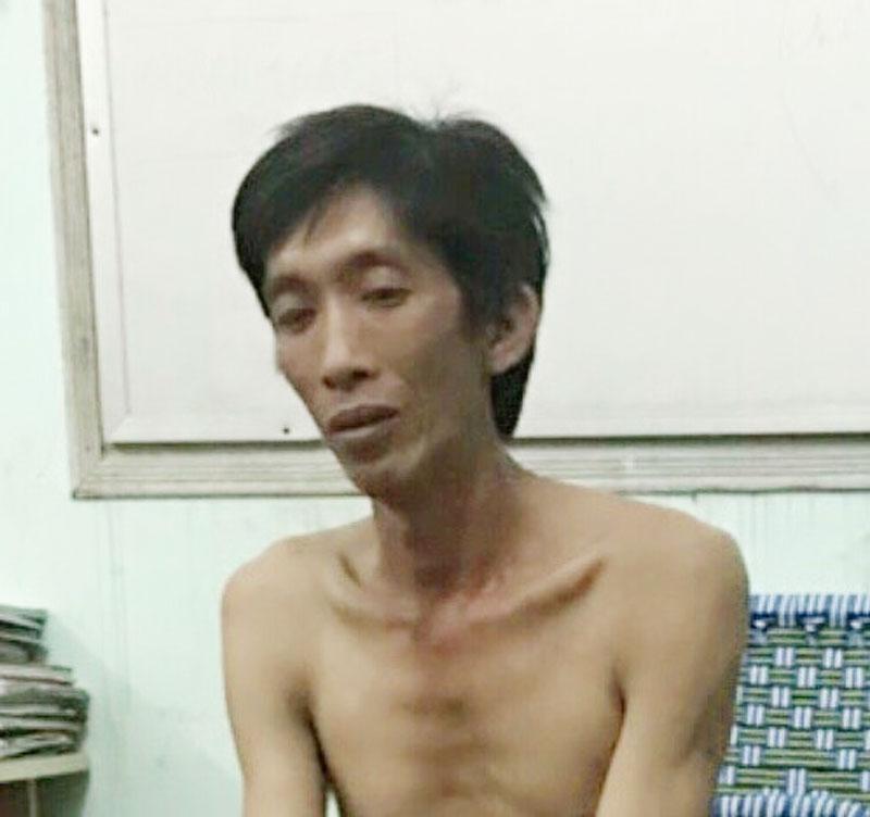 Đối tượng Phan Hoàng Hải.
