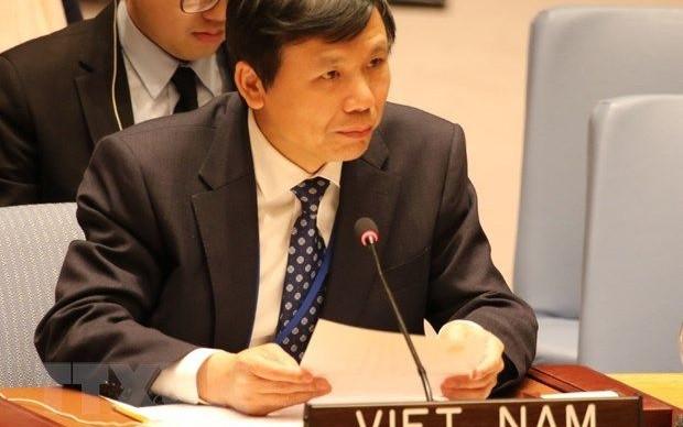 Đại sứ Đặng Đình Quý. Ảnh: Baoquocte.vn