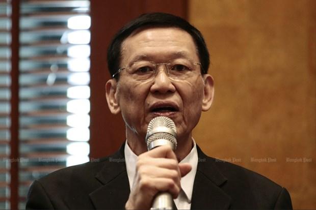 Phó Chủ tịch PPRP Paiboon Nititawan. (Nguồn: bangkokpost)