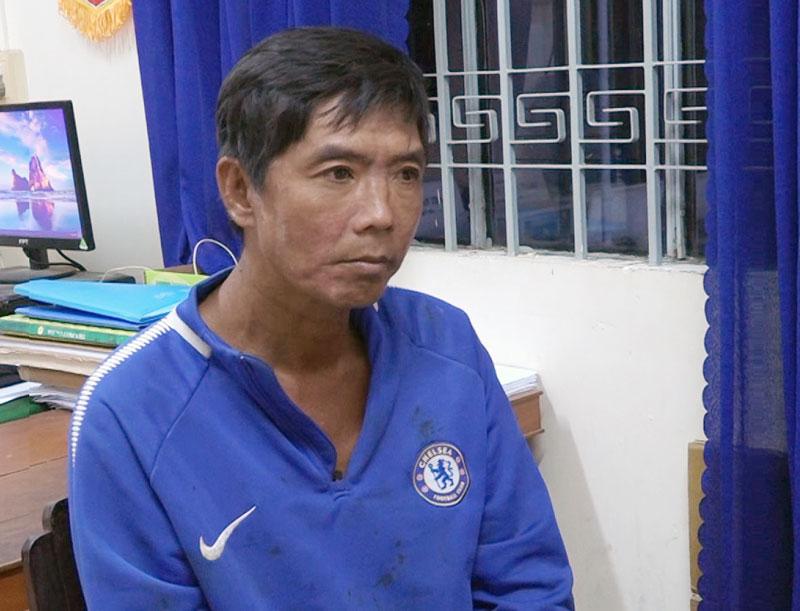 Đối tượng Nguyễn Thanh Tâm.