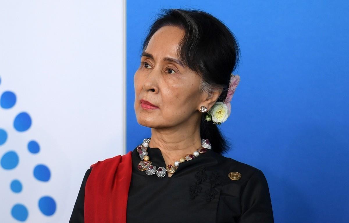 Cố vấn Nhà nước Myanamar Aung San Suu Kyi. Nguồn: Reuters
