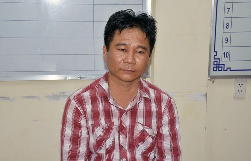 Đối tượng Lưu Văn Thường.