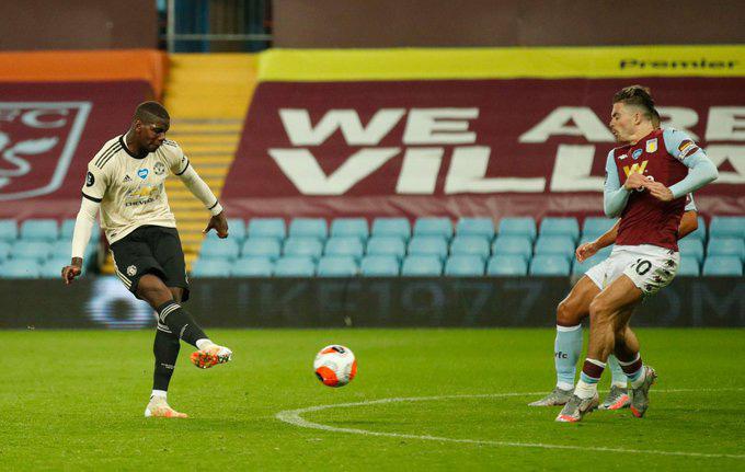 Pogba có bàn thắng đầu tiên trong mùa giải 2019/20