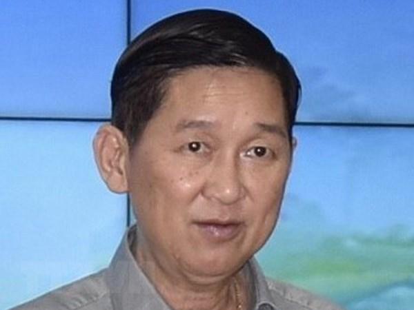 Phó Chủ tịch UBND Thành phố Hồ Chí Minh Trần Vĩnh Tuyến. (Ảnh: TTXVN)