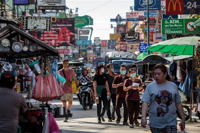 Nhịp sống thường nhật sẽ sớm trở lại với Thái Lan. Ảnh: AFP