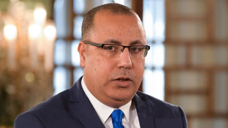 Bộ trưởng Nội vụ Hichem Mechichi được chỉ định làm Thủ tướng mới của Tunisia. Ảnh: Middle East Eye