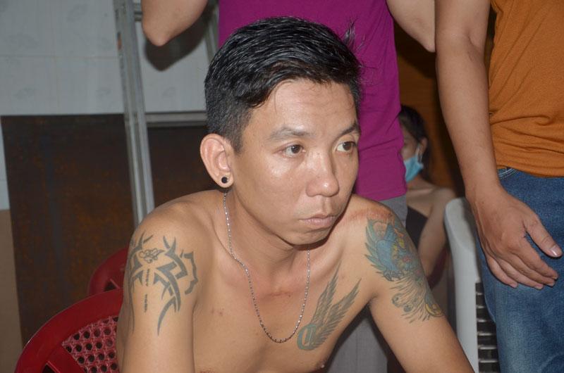 Đối tượng Huỳnh Nguyễn Thanh Tâm