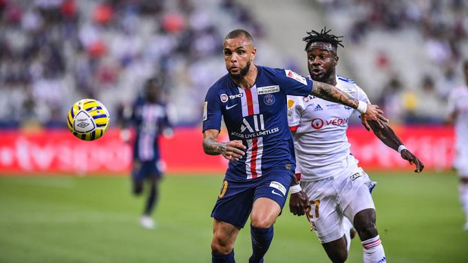 PSG gặp nhiều khó khăn trước Lyon