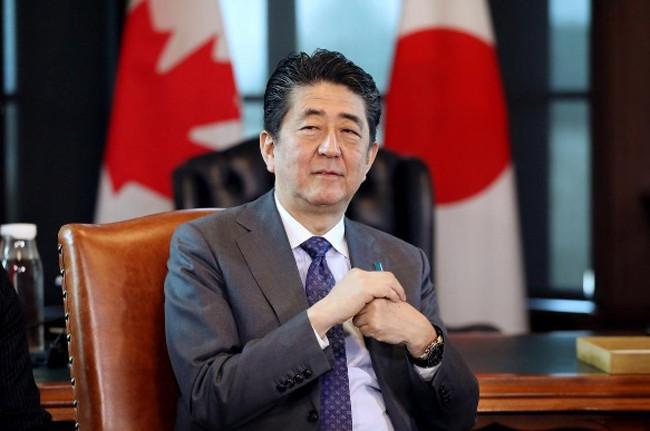 Thủ tướng Nhật Bản Shinzo Abe. (Ảnh: Reuters)