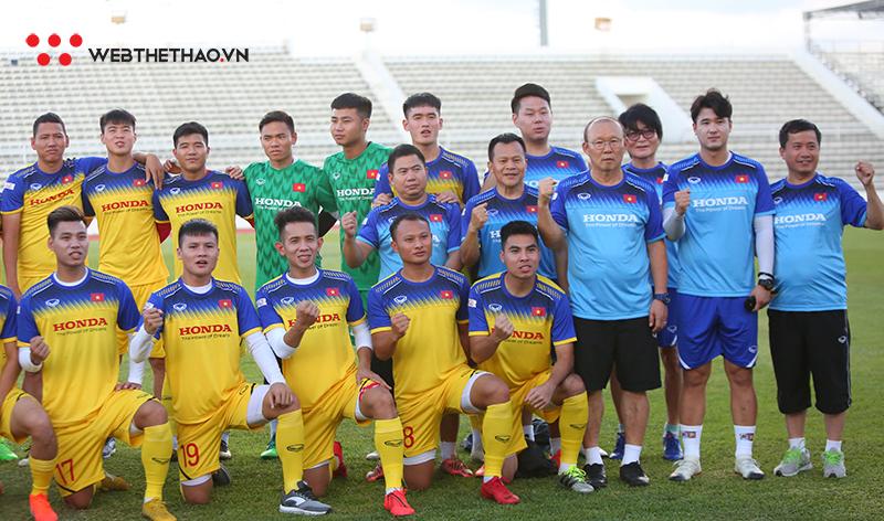 ĐT Việt Nam sẽ tập trung từ 14 – 21-8 chuẩn bị vòng loại thứ 3 World Cup 2020. Ảnh: Đình Viên.