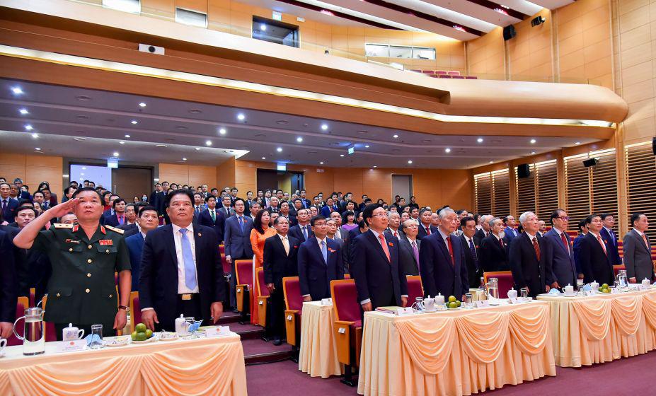 Các đại biểu dự Đại hội. Ảnh: VGP/Hải Minh